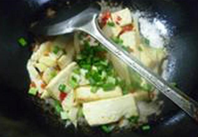 笋尖煮老豆腐怎么煸