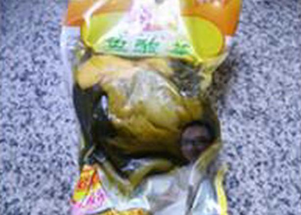 酸菜香干猪肉馅饺子的简单做法