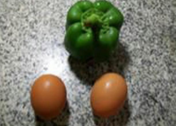 风味香肠柿子椒饼的家常做法