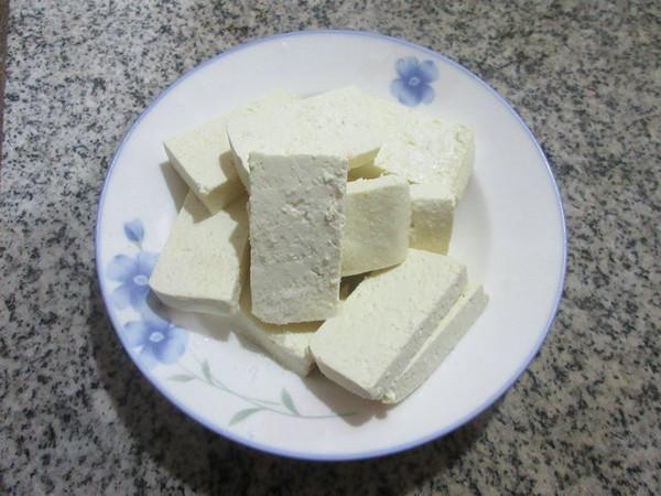 鸡蛋抱老豆腐的简单做法