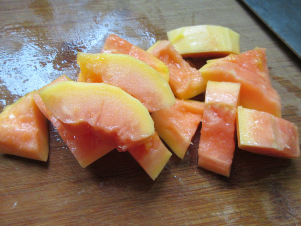 肉骨木瓜汤的做法图解