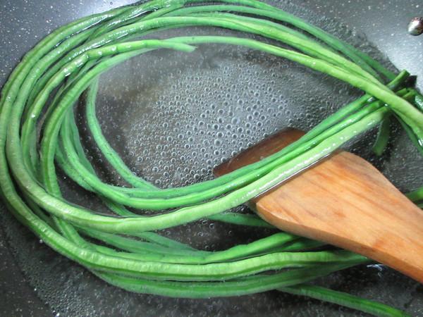 煎豇豆卷的简单做法