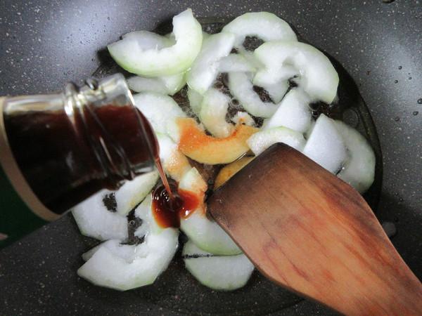 红烧节瓜怎么煮