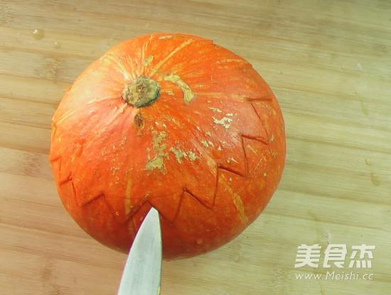 南瓜粉蒸排骨怎么吃