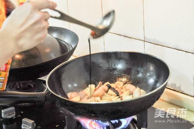 五花肉烧笋怎么吃