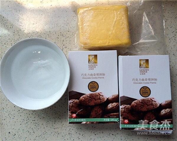 巧克力曲奇饼干的做法大全