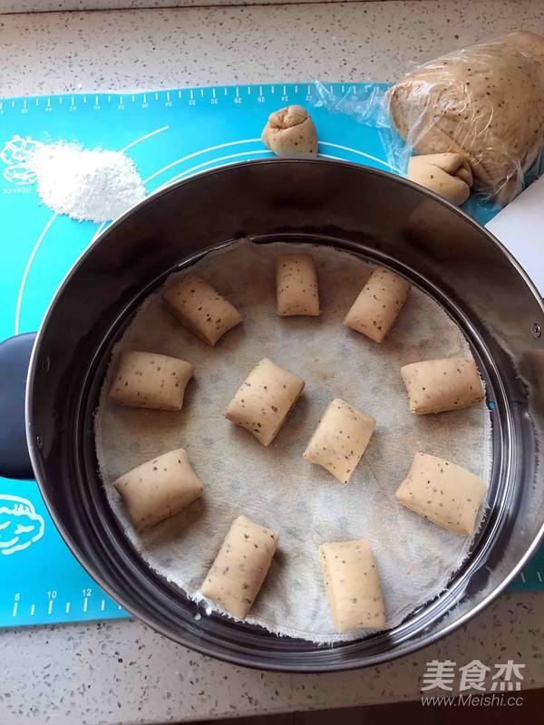 紅棗紅糖饅頭的步驟