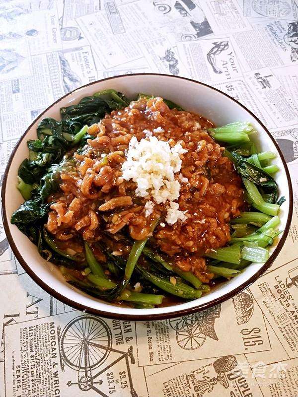海米油菜怎么炒
