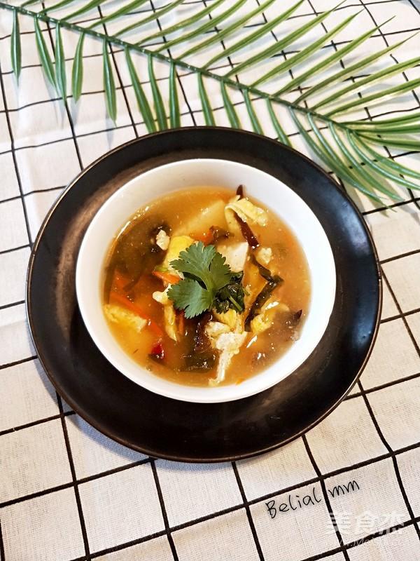 酸辣豆腐汤怎样煮