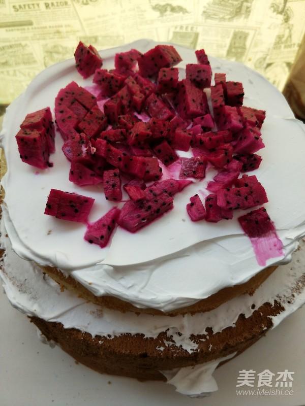 生日蛋糕的做法图解