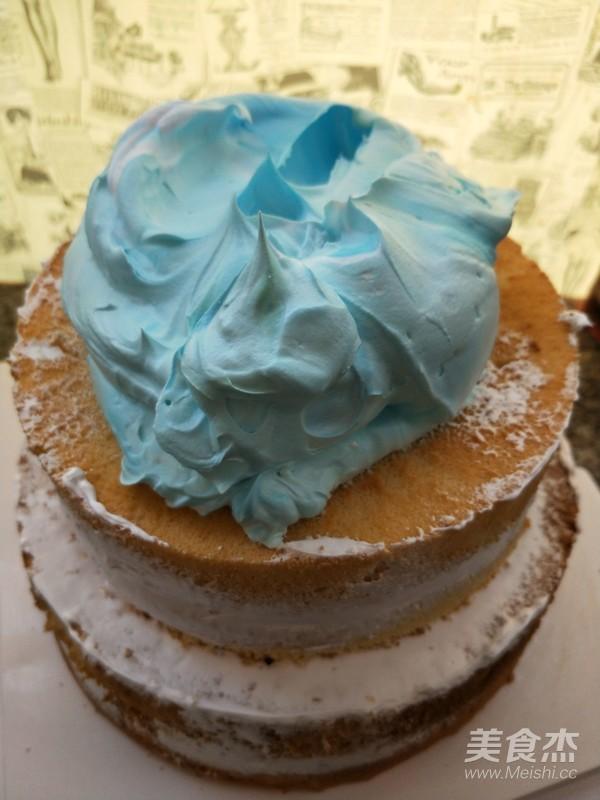 生日蛋糕怎么吃