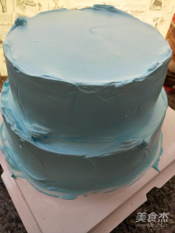 生日蛋糕怎么做