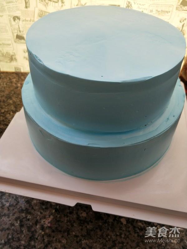 生日蛋糕怎么炒