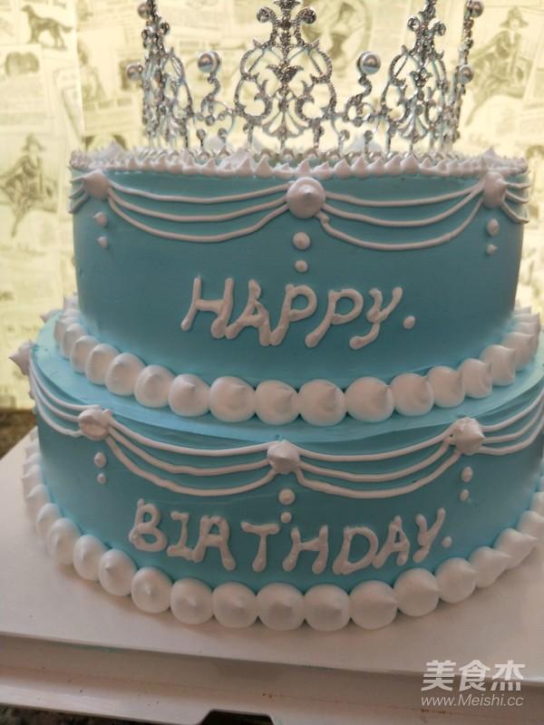 生日蛋糕怎样做