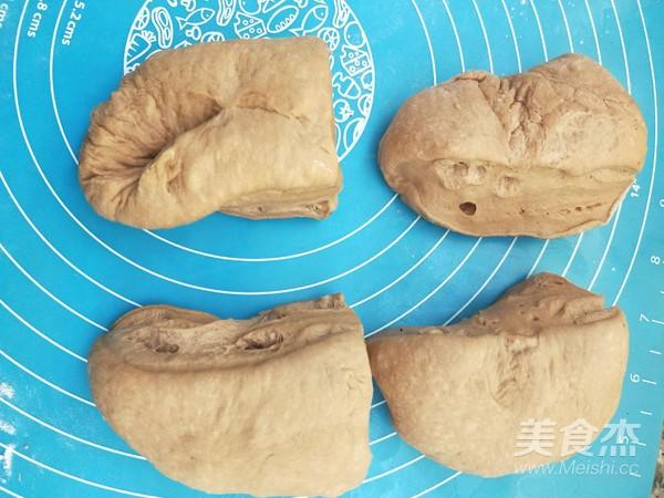 果仁麻薯欧包怎么做