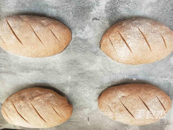 果仁麻薯欧包的制作方法