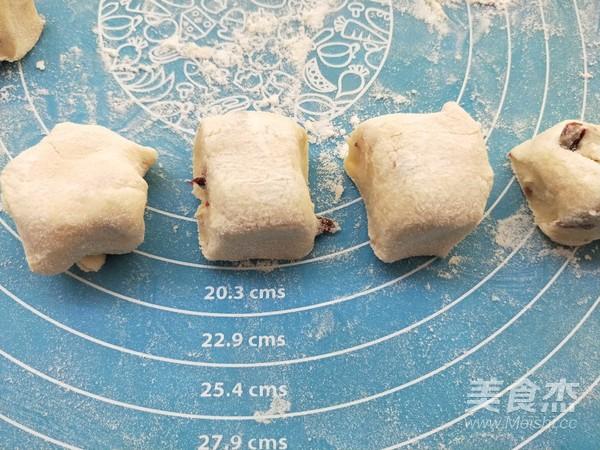 麻薯小面包的简单做法