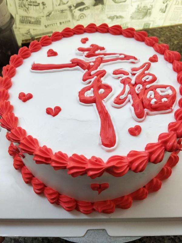 鲜花蛋糕怎样炒