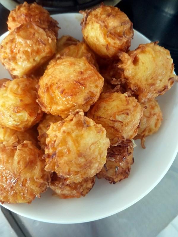 土豆丸子怎么炒