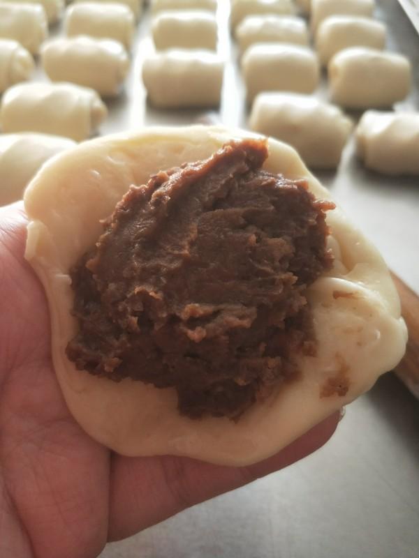 红豆沙酥饼的做法大全