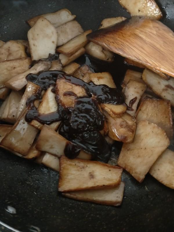 黑椒杏鲍菇怎么做