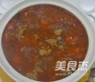 牛肉罗宋汤怎么煮