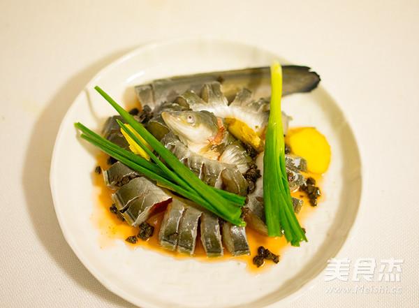 豉汁蒸鳗鱼的做法图解