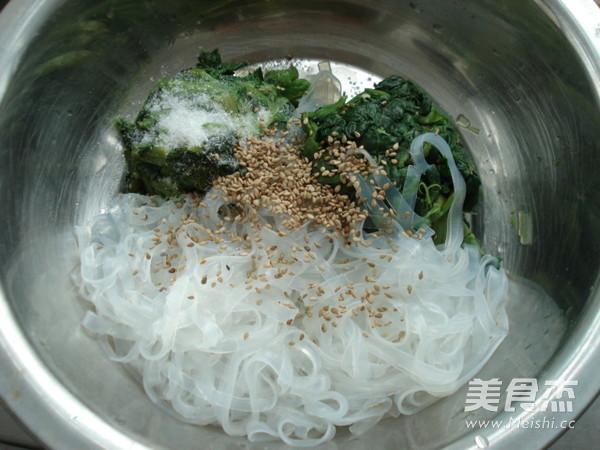 凉拌菠菜怎么煮