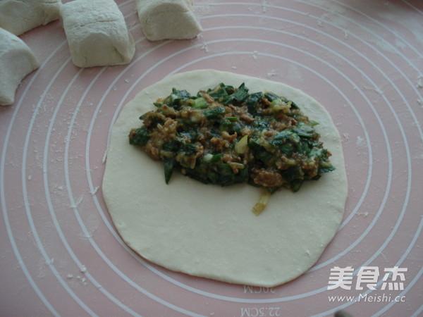 韭菜合子怎么煮