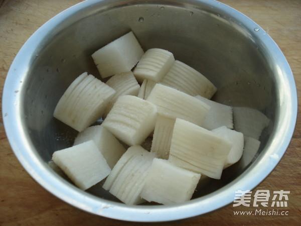 酱油腌萝卜的简单做法