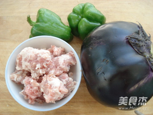 茄丁青椒肉酱面的做法大全