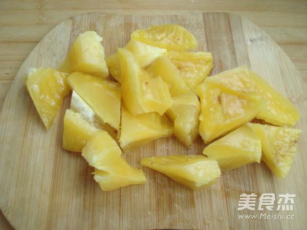 杨桃古老肉的做法图解