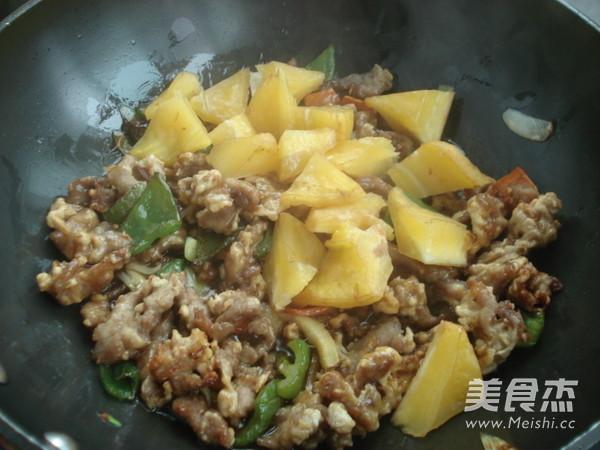 杨桃古老肉怎样炒