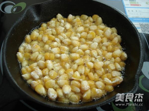 玉米烙怎么吃