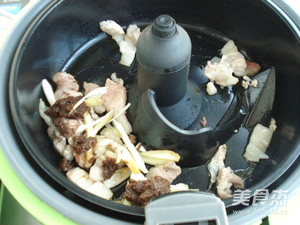干锅花菜怎么吃