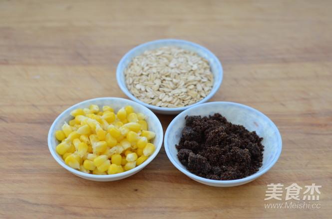 燕麦玉米米糊的做法大全