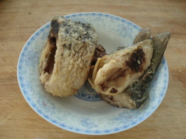 咖喱鱼块的简单做法