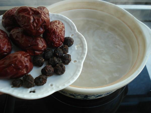 桂圆红枣粥的简单做法