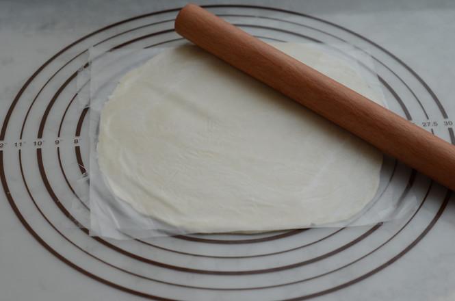 飞饼版苹果乳酪挞的做法图解