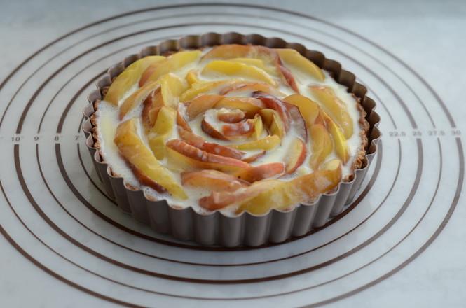 飞饼版苹果乳酪挞怎么煮