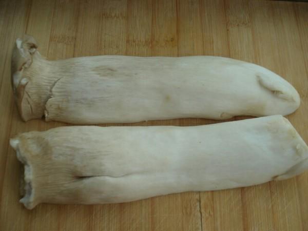 蚝油杏鲍菇。的做法大全