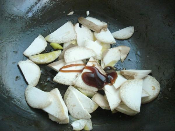 蚝油杏鲍菇。的简单做法