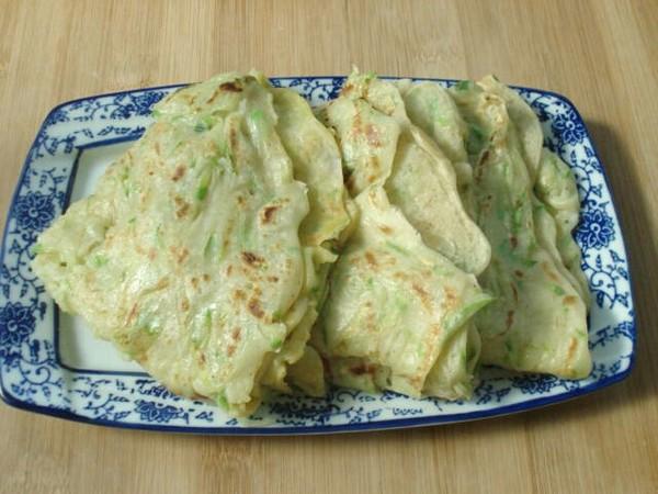西葫芦鸡蛋软饼的做法大全