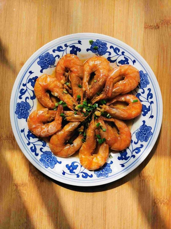 红烧大虾怎么煮