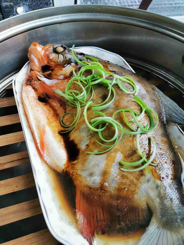 清蒸红石斑鱼怎么吃