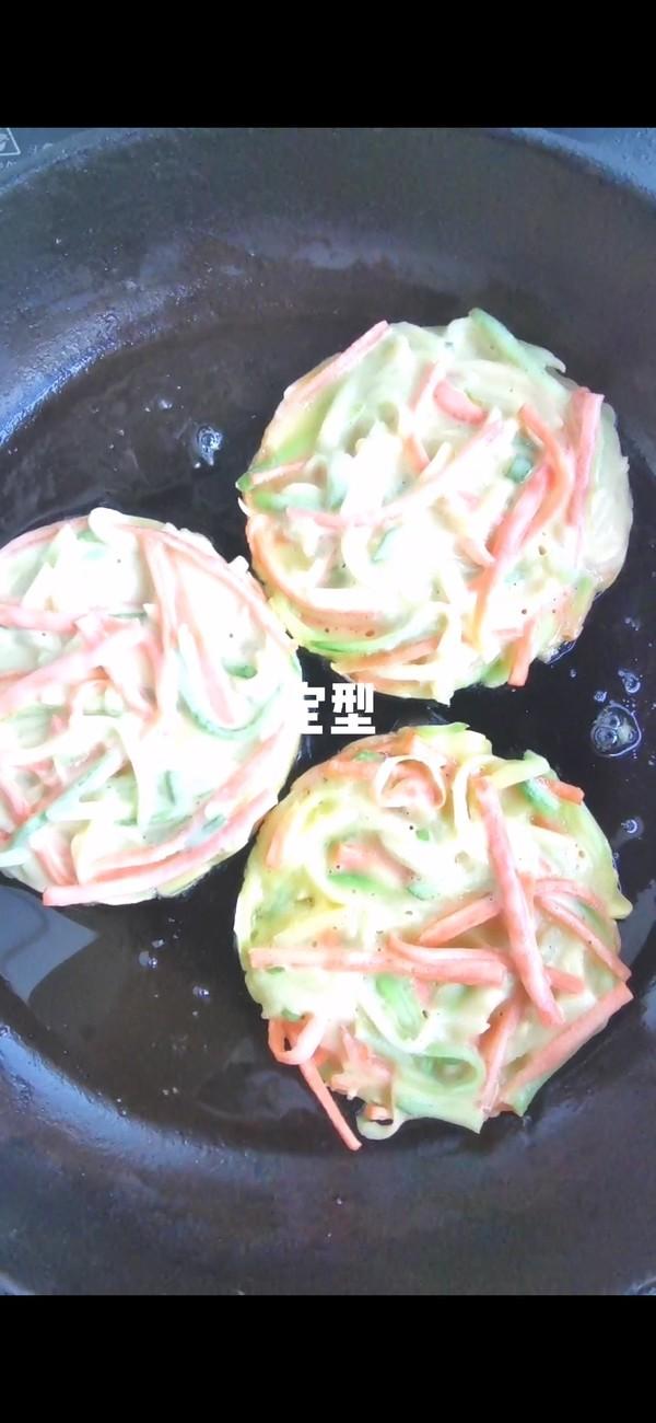 青萝卜丝鸡蛋饼怎么煮