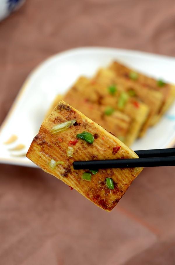 烤豆腐怎么做
