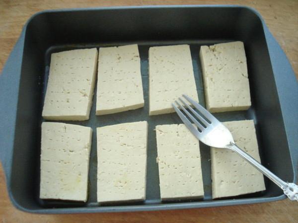 烤豆腐的做法图解