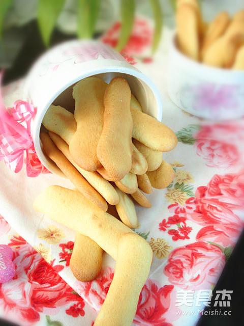 手指饼干怎样做
