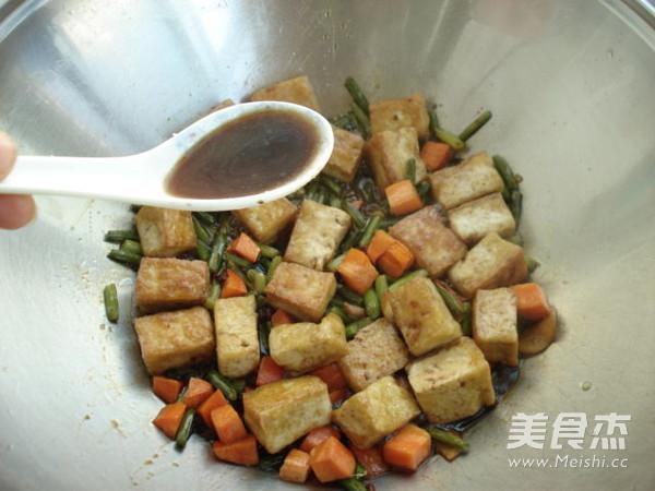宫保豆腐怎样煸
